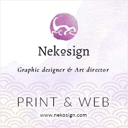 Nekosign { Ma Directrice Artistique / Graphiste }