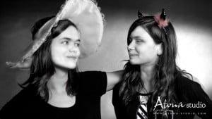 Girly girls Ange et Démon