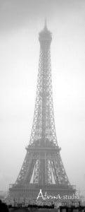 La ville de Paris - Tour Eiffel Souvenir