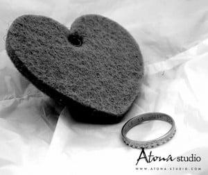 Mariage coeur