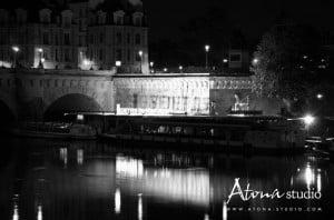 La ville de Paris - Pont-neuf