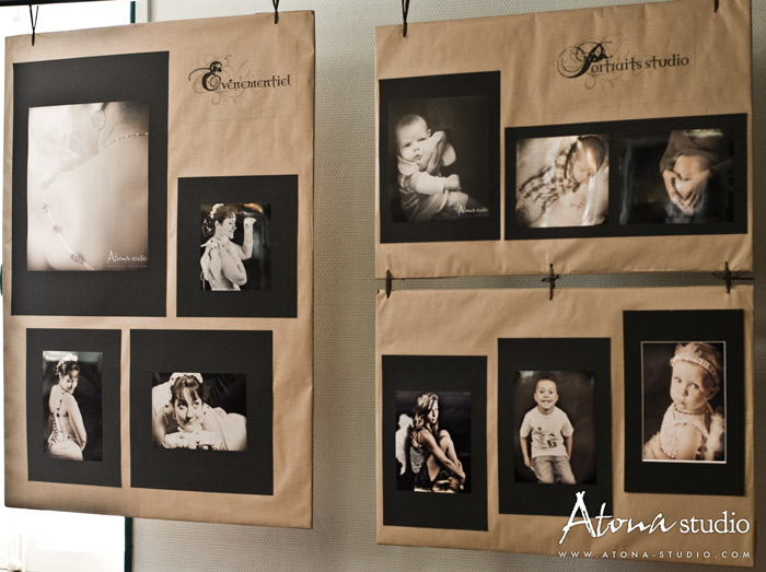 Panneau 1 et 2 Atona Studio