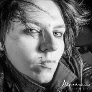 Autoportrait - DSC_2026