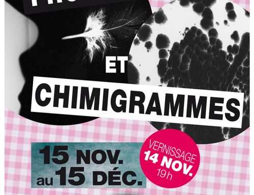 News : Exposition Photogrammes & Chimigrammes