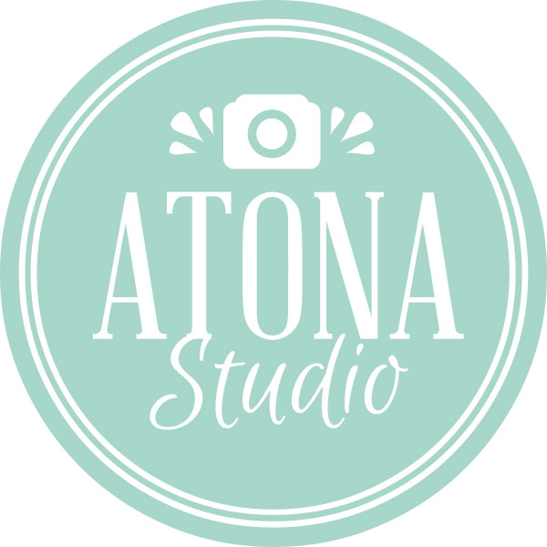 logotype blog atona studio photographe. Black Bedroom Furniture Sets. Home Design Ideas