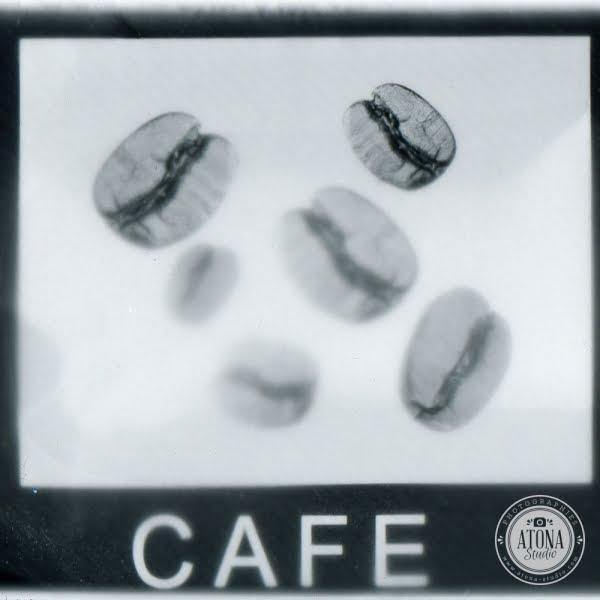 Photogramme Coffeegramme