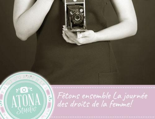 Offre : Journée des droits de la femme