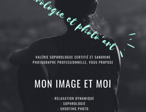 Sophrologie et Photographie : l'estime de soi