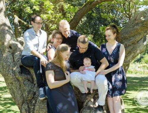 Séance photos : famille