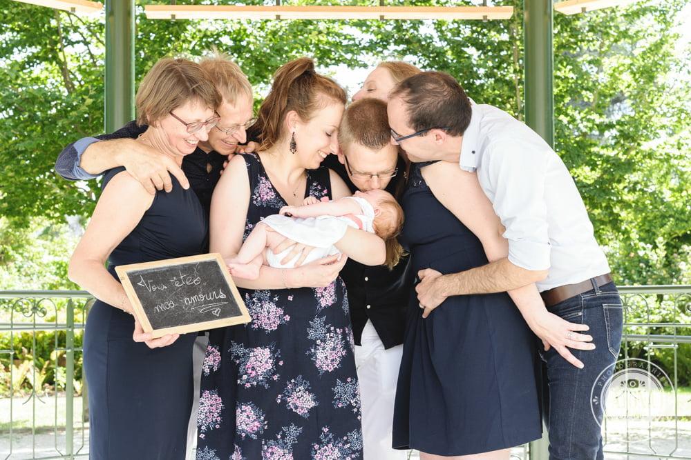 Forfait portrait Une famille formidable