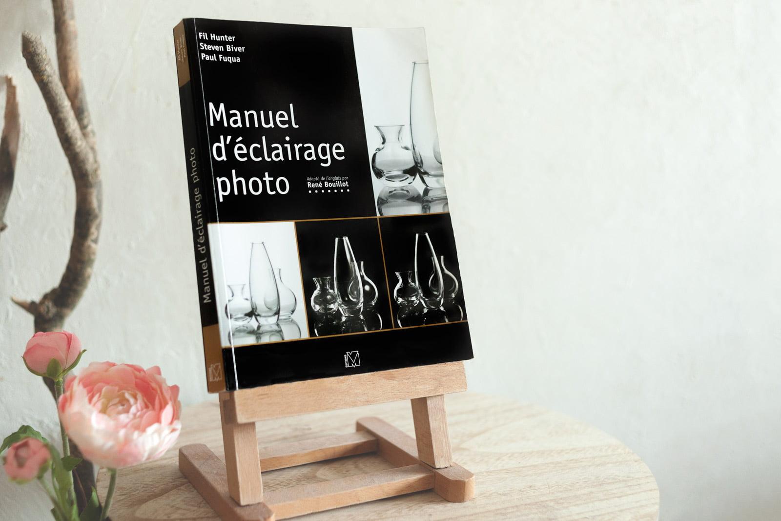 manuel éclairage photo