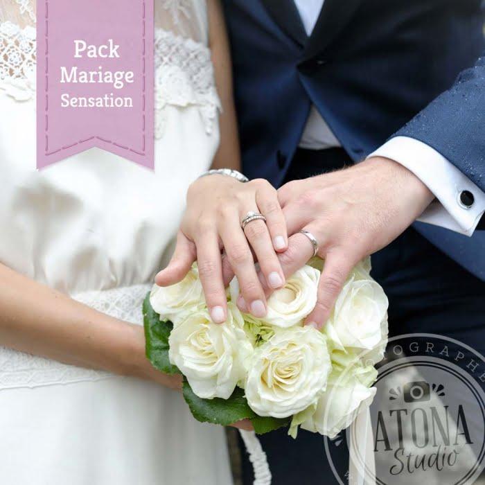 Pack mariage Sensation