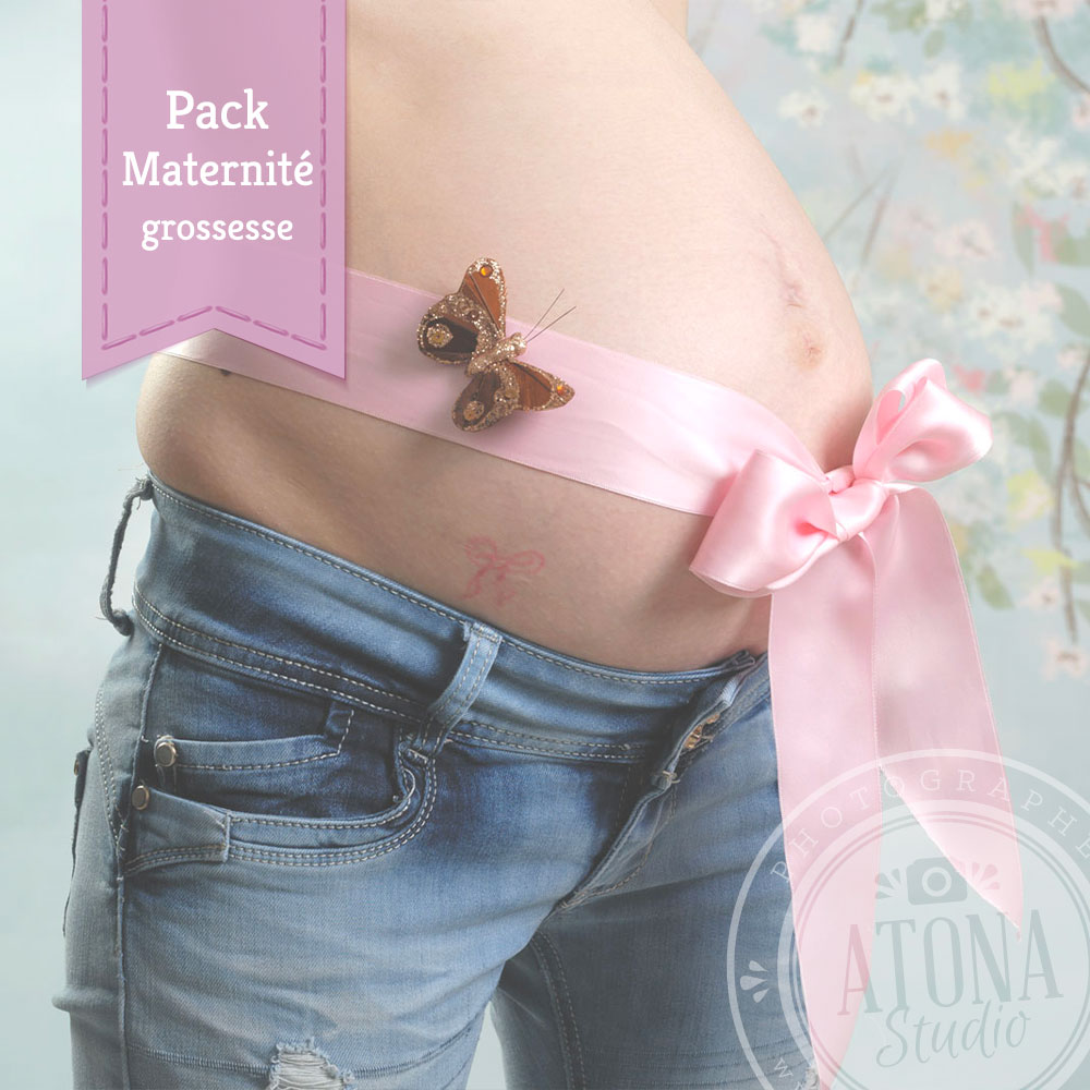 Pack Atona Studio Maternité grossesse