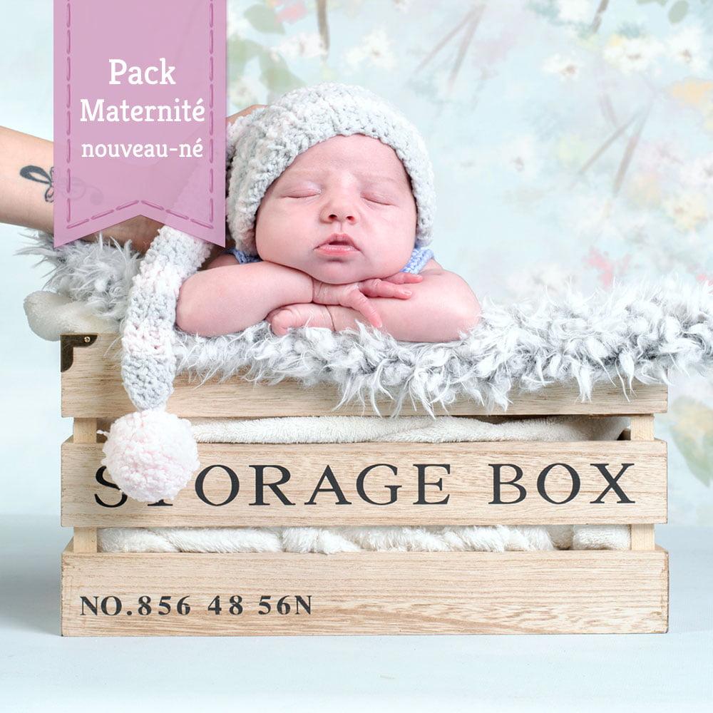 Pack Atona Studio Maternité nouveau-né