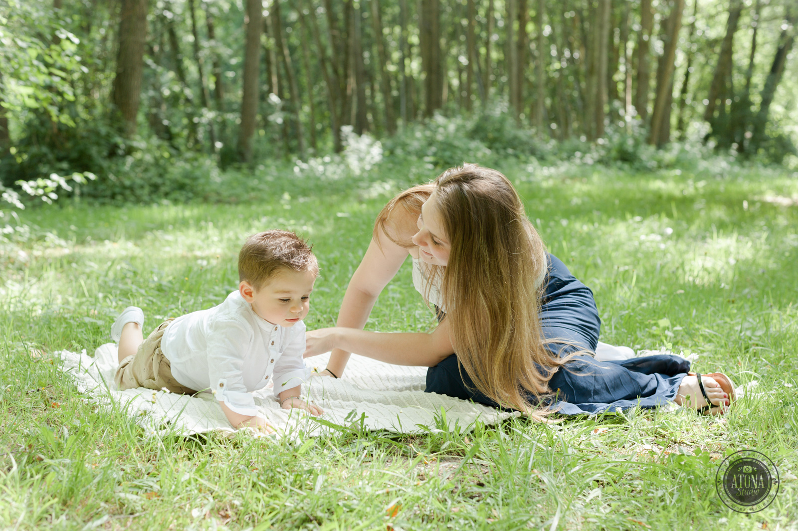 Shooting-famille