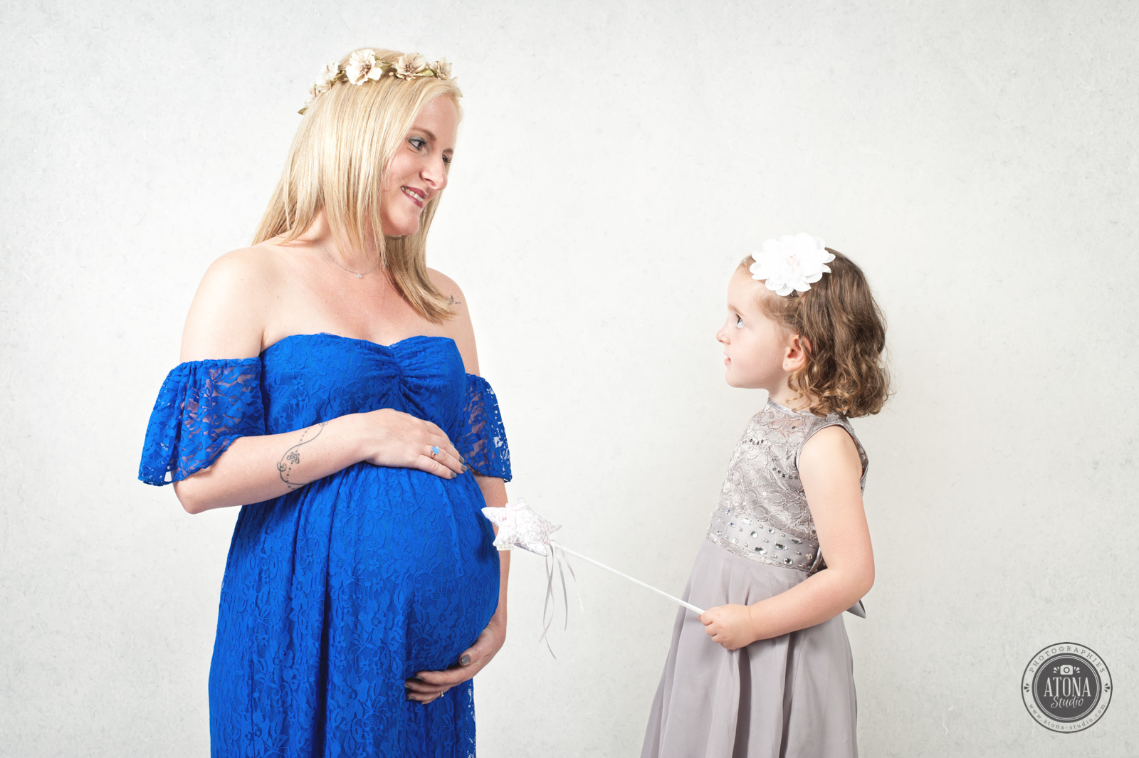 Belle-et-enceinte