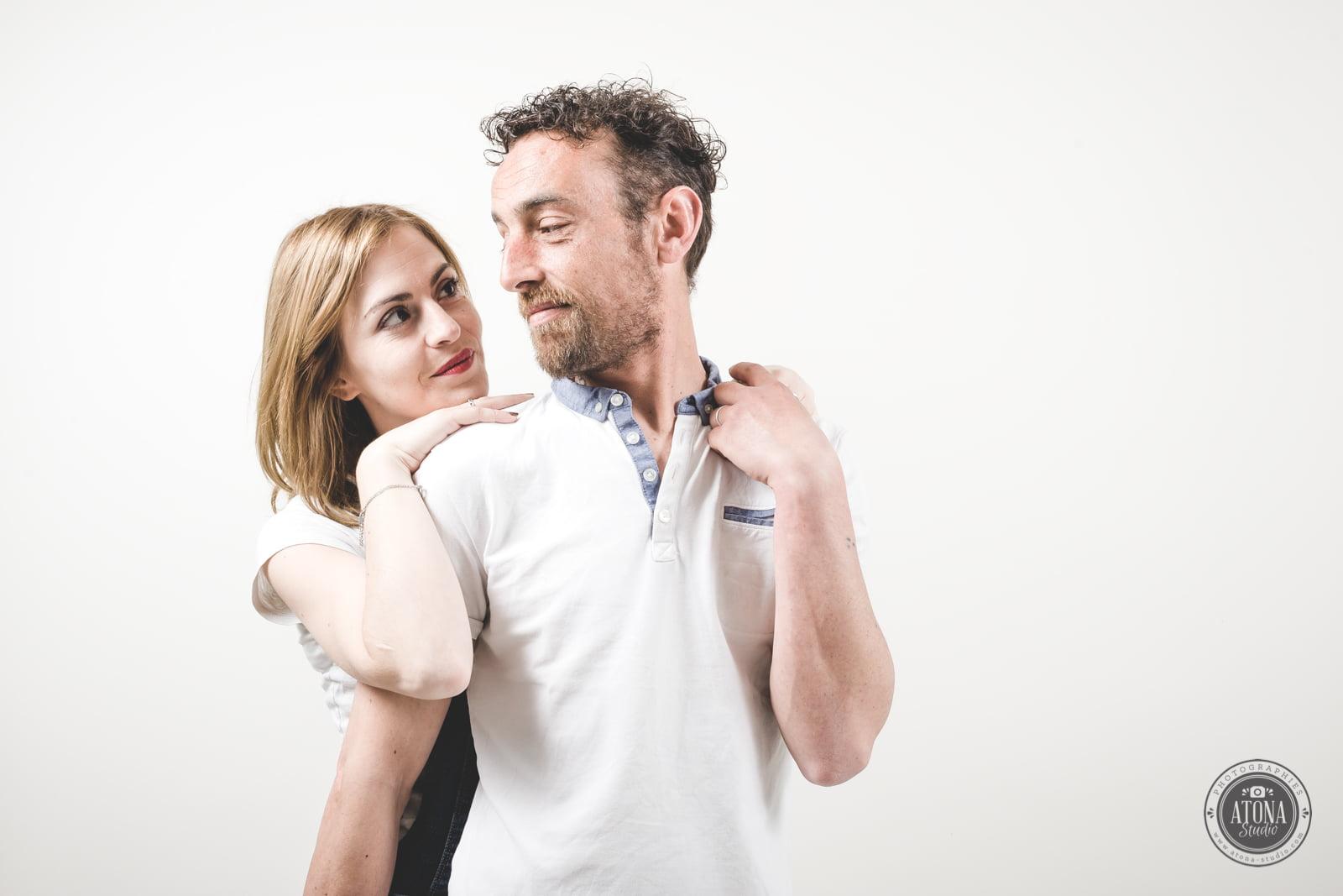 Shooting-couple