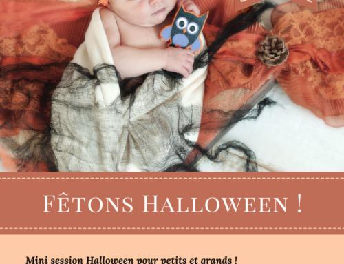 Fêtons Halloween !