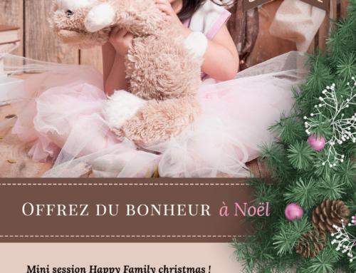 OFFREZ DU BONHEUR à Noël !