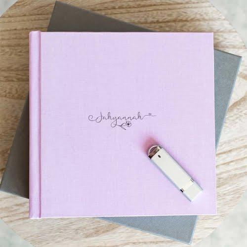 Livre Photo Souvenir - Couverture
