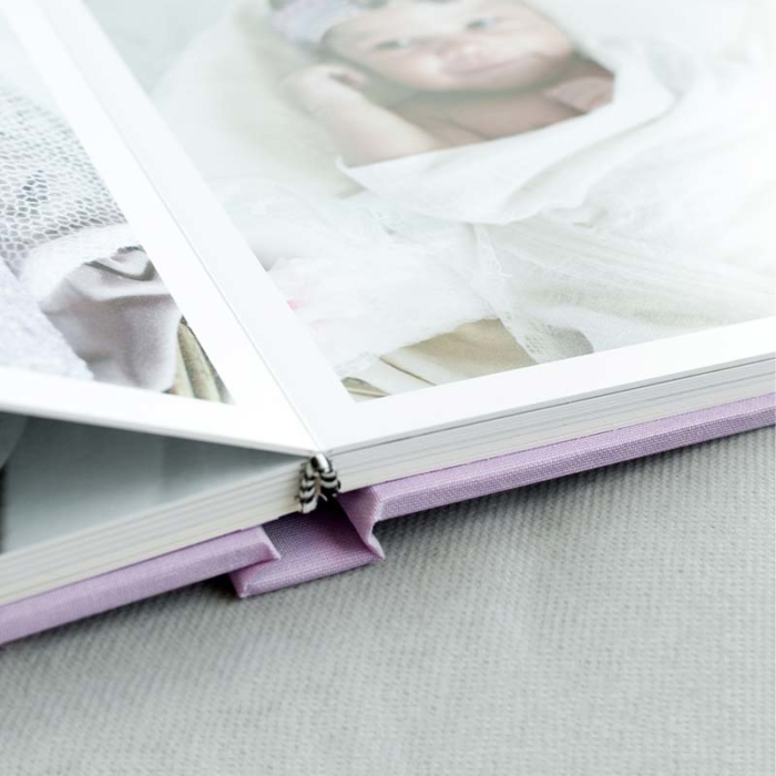 Livre Photo Souvenir - Reliure