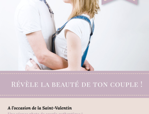 Saint-Valentin : Shooting authentique