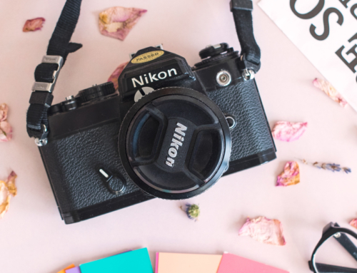 Guide d'une photographe confinée