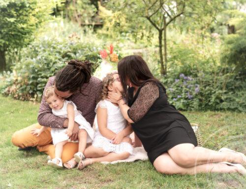 Sister & Family