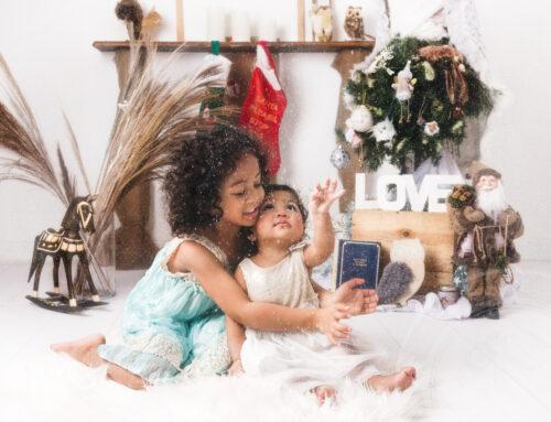Réussir de jolies photos en famille